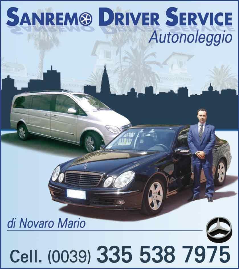 Autonoleggio Sanremo Driver Service