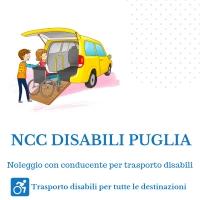 NCC Disabili Puglia
